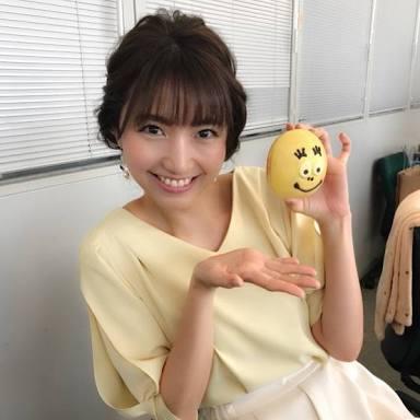 三田友梨佳とドーナツ