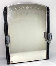 art deco medicine cabinet. Antique Art Deco Mirror Vanity Medicine Cabinet Adjustable Lights To