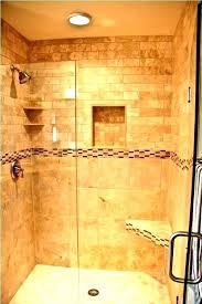 walk in shower ideas no door walk in shower designs without doors walk in shower no