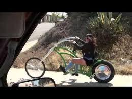 chopper bicycle youtube