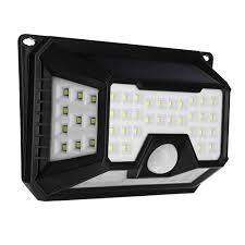 Solar Sensor Light Big W Arilux Waterproof 3 5w 66 Led Solar Light Pir Motion Sensor Wall Lamp 3 Modes For Outdoor Garden