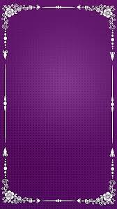 Purple Backgrounds Purple Background Pattern Frame H5 Purple Pattern Frame