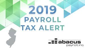 2019 New Jersey Payroll Tax Rates Abacus Payroll