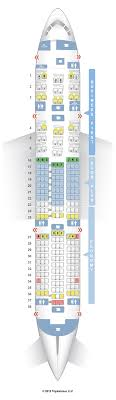 Air Canada Plane Seating Chart 39 Competent Air Transat A330 Seating Chart