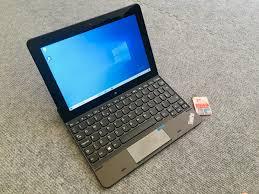 Laptop 2 in 1 Lenovo Think Pad 10 màn Full HD cảm ứng tháo rời được lai máy  tính bảng - Laptop 2 trong 1