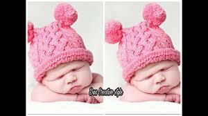 Topi Ka Design Dikhaye Baby Woolen Topi Design Beautiful Hat Cap Designs For Infant Dua Creative Style