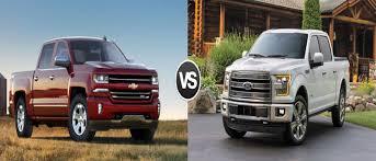 Chevy Silverado vs Ford F-150 | Mount Pleasant Chevrolet