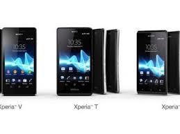 Сравнение характеристик – Sony Xperia T/TX против Xperia V и ...