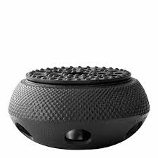 bredemeijier black jang cast iron teapot warmer