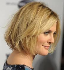 Medium Length Curly Hairstyle For Over 50 Women Medium Haircut