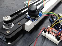 control a stepper motor using an arduino a joystick and the easy driver tutorial you