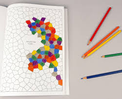 brain science coloring book with bright ideas colored pencils