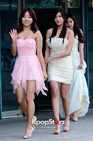 A Pink Attends The 3rd Gaon Chart Kpop Awards Feb 12 2014