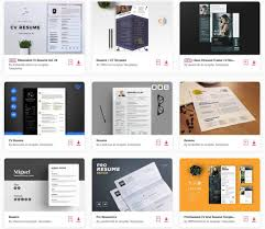 15 Best Free Resume Templates Creative Touchs