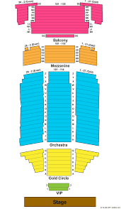 39 Conclusive Fox Performing Arts Center Seating