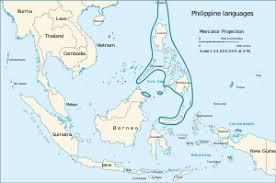 Philippine Languages Comparison Chart Philippine Languages Wikipedia