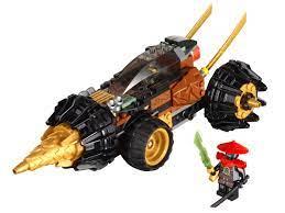 LEGO® Ninjago Cole's Earth Driller 70502
