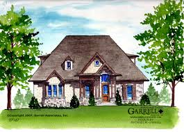 river stone cottage house plan