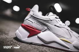 Shop new & used puma ferrari white athletic shoes puma for men. Faut Il Acheter La Puma Sf Rs X Blanche Trophy Ferrari White