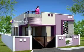2 bhk house design in india