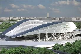 olympic swimming pool 2012. BBC News | In Pictures: Olympic Architect Zaha Hadid, Swimming Pool 2012