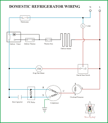 wiring diagram kulkas secara umum refrigeration air conditioning wiring diagram kulkas secara umum