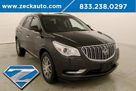 pre owned 2016 buick enclave leather group