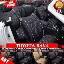 for toyota rav4 13 16 kind car interior seat cover full set p42a1 chair cushion