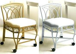 Vanity Benches Bathroom For Elegant Chrome Stool  Stools Excellent Pertaining To From   Bench Sale T51