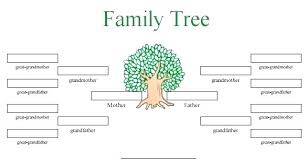 Ancestry Diagram 7 Generation Family Tree Template Best Of 3 Free Easy Printable