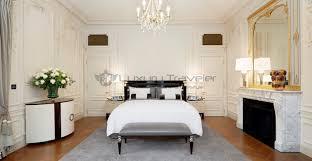 Parisian Bedroom Furniture The Peninsula Luxury 5 Star Hotel Paris Luxury Traveler