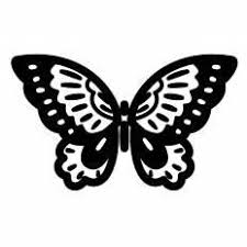 蝶シルエット イラストの無料ダウンロードサイトシルエットac