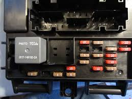 2006 starts but no headlights or allow to shift out of park ford 2006 Mustang Interior Fuse Box Diagram click image for larger version name img_1706 jpg views 963 size 346 3 2006 ford mustang interior fuse box diagram