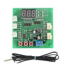 pwm fan controller dc 12v 24 48v 2 way 4 wire pwm temperature control computer fan speed