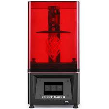 <b>ELEGOO</b> Mars Pro LCD MSLA <b>3D Printer</b> with Air-Purifier ...