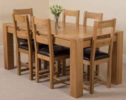 Large Wood Dining Room Table Delectable Inspiration Great Solid Oak Dining Room Table