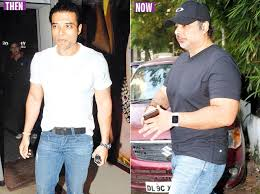 OMG! Uday Chopra looks unrecognisable now - entertainment