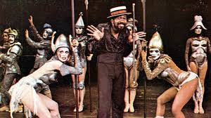 Everyman Has His Daydreams Pippin A Shockingly Medieval Musical