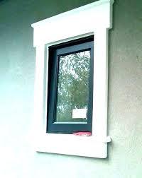 craftsman exterior window trim. Simple Exterior Exterior Window Trim Detail Craftsman Style  Styles   And Craftsman Exterior Window Trim I