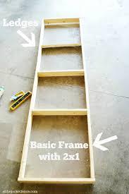 plate rack frame