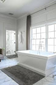 rectangular freestanding tub white and grey bathroom with freestanding rectangular tub waterworks empire freestanding rectangular tub