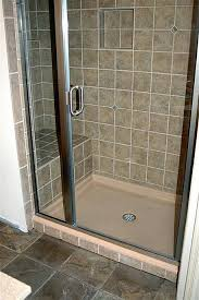 kohler cast iron shower receptor ceramic tile advice