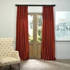 rust orange curtains fabulous brown and burnt orange curtains ideas with best curtains images on home