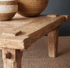 teak coffee table. Teak Coffee Table | Original Weaving KK