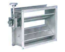 air conditioning damper. volume control damper - [vcd] air conditioning a
