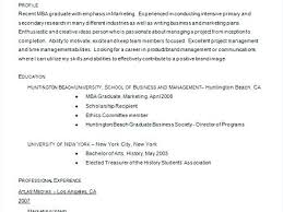 Examples Of A Cv Resume Sample Resume Recent Graduate Also Resume