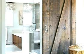 Wonderful Full Size Of Barn Door Ideas Bathroom Sliding For Bedroom Closet Doors  Kitchen Extraordinary Doo ...