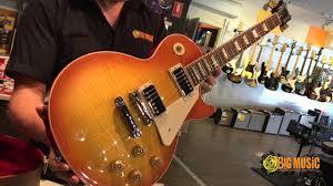 Gibson Les Paul Standard 2016 T Light Burst Gibson 2016 Les Paul Traditional Light Burst Unboxing