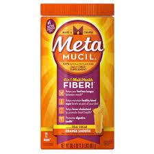 best overall metamucil orange sugar free multihealth fiber powder