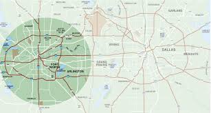 moving to fort worth fort worth chamber chamber of commerce Map Fort Worth Texas map of the dfw metroplex map fort worth texas area